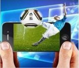 The 3D Protective Protector Film for iPhone 4/4s