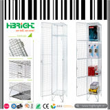 Construction Site Wire Mesh Lockers for Workman