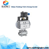 3PC 1000psi Floating Ball Valve