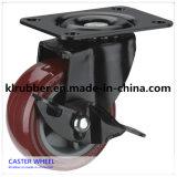 Industrial Swivel Heavy Duty PU Caster Wheel