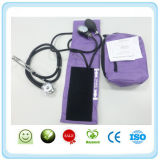 Aneroid Sphygmomanometer with Sprague Pappaport Stethoscope