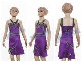 Healong Kid Digital Printing Custom Cheerleading Skirt
