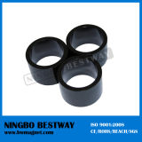 Black Coated Cheap Permanent Radiation Ring Magnet