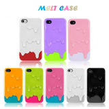 3D Melting Ice Cream Skin TPU Case for iPhone5/5s