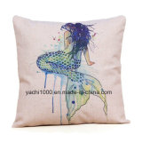 Stuffed Printing Square Shaped Pillow/Cushion