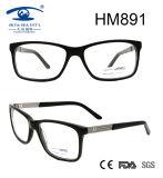Fashion Design Wholesale Pollow Acetate Eyeglasses (HM891)