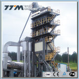 96tph Fixed Hot Mix Asphalt Plant for Road Construction