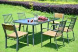 Outdoor Patio Furniture PE Wicker Rattan Set