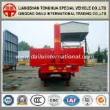 2-Axles 20 FT Rear Self Dumping Container Semi Trailer