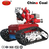 Battery Driven Remote Control Fire Rextinguishing Robot Ym40d