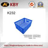 K232 Plastic Basket for Food Storage and Tansport