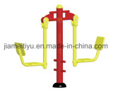 Traditional Red&Yellow Series Outdoor Gym Equipment Leg Stretcher