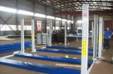 Movable Four Post Hydraulic Car Lift for Parking and Vehicle Repair
