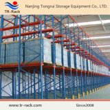 Warehouse Storage Heavy Duty Drive in Racking with Pallet