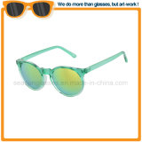 New Design Unisex Fashion Eyeglass Polarized Anti Glare Mirror Sunglasses