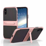 2 in 1 PC&TPU with Holden Cover Case for iPhone X