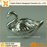 Silver Flamingo Monry Bank for Children