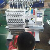 Automatic 1 Head Hat Embroidery Machine with Dahao Computer System