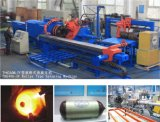 Roller Type Seamless CNG Cylinder Hot Spinning Machine