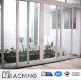 Customized Germany Hardware UPVC / PVC Terrace Door Sliding Windows and Doors