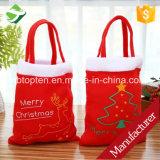 Christmas Candy Bag Santa Claus Snowmen Children Storage Gift Bag
