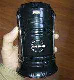 Factory Solar Rechargeable USB Camping Tent Lantern Light