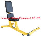 Gym, Sports machine, Fitness Equipment, Utility Bench-75 Degree (HS-4006)