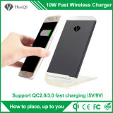 10W Stand Fast Wireless Charger with Portable Design