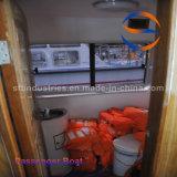 18m China Passenger Boat FRP Boat Body