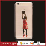 Sport Player OEM Custom 3D Printing Drawing Painting Soft Case