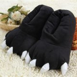 Soft Warm Winter Indoor Plush Slippers Anti-Slip
