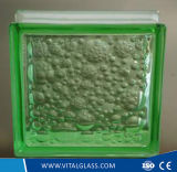 Toughened Safety Clear Pattern Glass Block for Decoration (G-B)