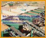 Mongolia Alluvial Tin Ore Processing Jig Vibrating Screen