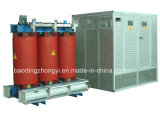 Three Phase 160kVA 10kv Power Supply Dry Type Electrical Transformer