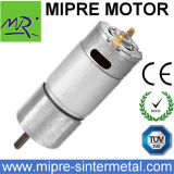 6 to 24V Reliable Power Tools DC Gear Electrical Motor