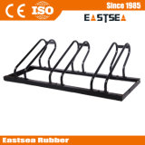 Bike Holder Vertical Floor Square Bike Parking Rack