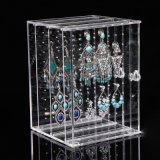 Acrylic Earring Display Stand Organiser