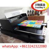 DTG UV Flatbed Printer for Plastic Acrylic Glass Tshirt