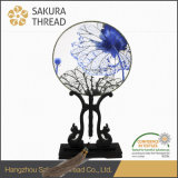 Chinese Mandarin Fan, Hand Embroidery Chinese Wind Fan of Gift