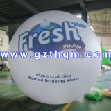 Inflatable Ground Balloon with Oxford Advertisement Balloon