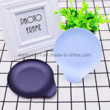 Disposable Food Plastic Plate with Handle Multi-Color Optional