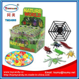 Nature World Plastic Animal Candy Toy