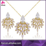 2016 Fashion Indian Artificial Jewellery Cubic Zircon Jewelry Sets