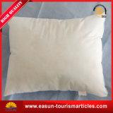 Tourism Non Woven Pillow Eco Pillow Wholesale New Design Travel Pillow