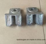 Portable Mobile Scaffold Ringlock Ledger End for Sale