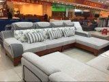 Hotel Sofa Fabric Sofa (FEC1407)