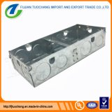 3*6 Two Gang Electrical Metalic Switch Boxes