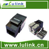 Best Price Cat5e UTP Keystone Jack for Sale RJ45 Moudle