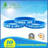 Wholesale Custom Cheap High Quality Fine Eco-Fashion Silicone Bracelet