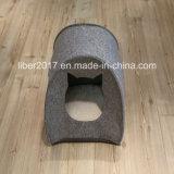 Cute Fashion Felt Puppy House Dog Beds Cat House